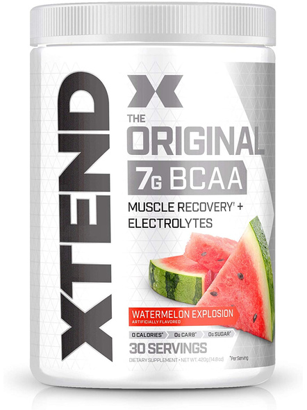 Scivation Xtend Bcaas New Muscle Recovery 390 g-31084