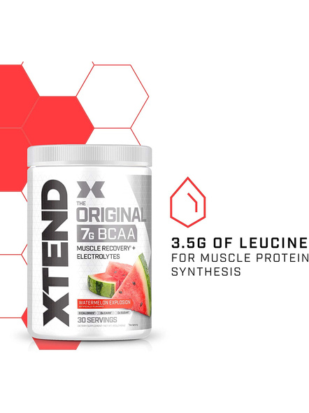 Scivation Xtend Bcaas New Muscle Recovery 390 g-405 g-WATERMELON EXPLOSION-3