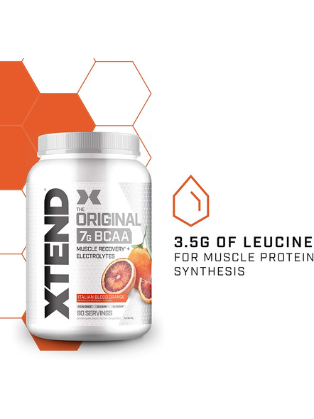Scivation Xtend Bcaas New Muscle Recovery 1220 g-Italian Blood Orange-1.30 kg-3