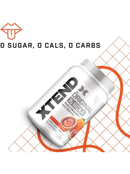 Scivation Xtend Bcaas New Muscle Recovery 1220 g-Italian Blood Orange-1.30 kg-4