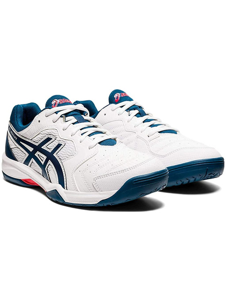 ASICS GEL DEDICATE 6 LAWN TENNIS SHOES (COLOR MAY VARY)-9-white-1