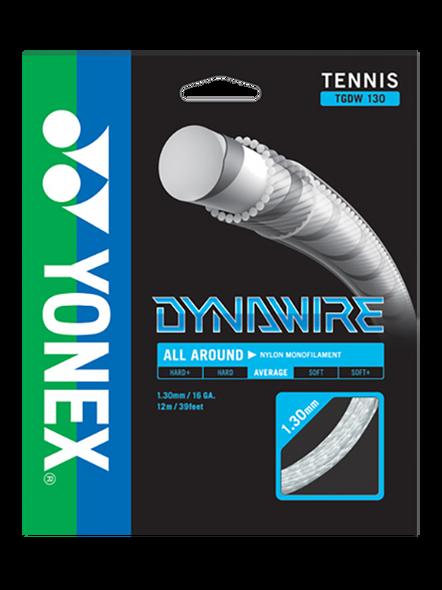YONEX DYNAWIRE 130 LAWN TEN GUTTING-11782