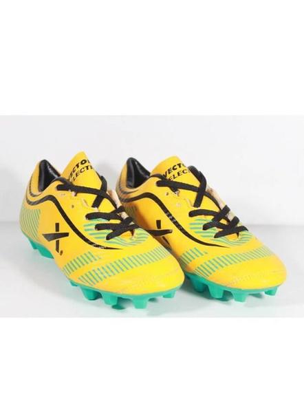 VECTOR X ELECTRA FOOTBALL STUD-2-YELLOW/C. GREEN/BLACK-1