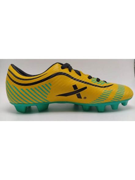 VECTOR X ELECTRA FOOTBALL STUD-2-YELLOW/C. GREEN/BLACK-3