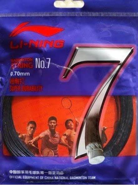 Li-ning String No 7 Badminton Gutting-803