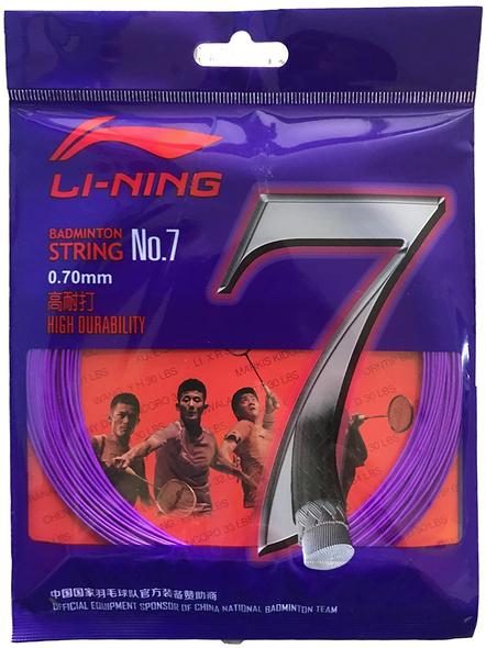 Li-ning String No 7 Badminton Gutting-2282