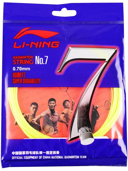 Li-ning String No 7 Badminton Gutting-1363