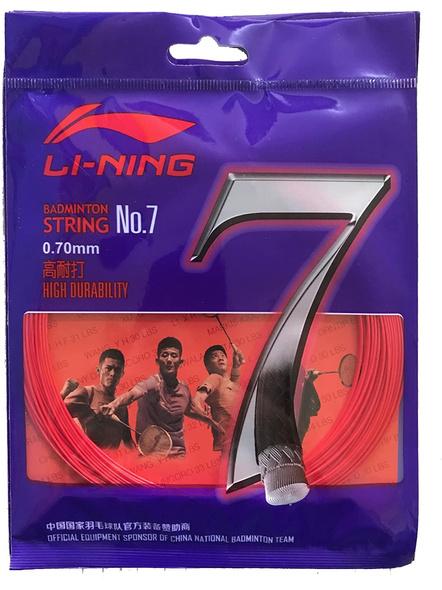 Li-ning String No 7 Badminton Gutting-1125