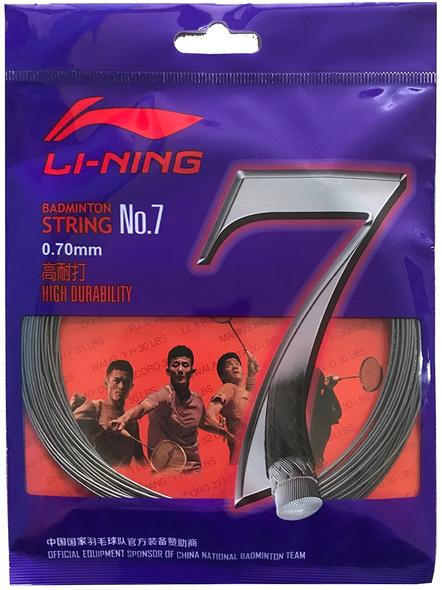 Li-ning String No 7 Badminton Gutting-1504
