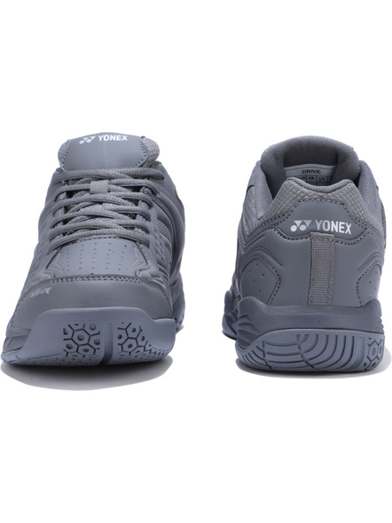 Yonex Drive Badminton Shoes-GREY-7-2