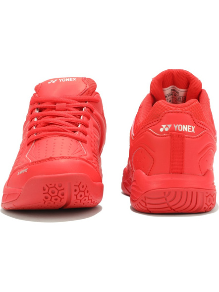 Yonex Drive Badminton Shoes-RED-8-1