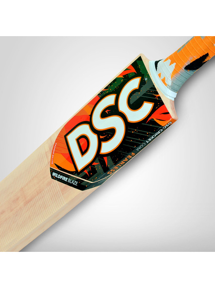 DSC WILDFIRE BLAZE TENNIS CRICKET BAT-FS-2