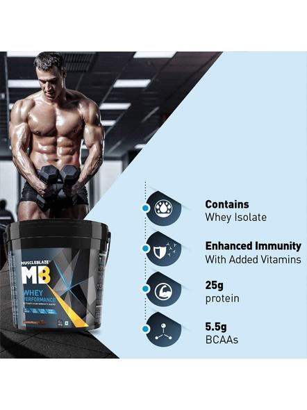 Muscleblaze Whey Performance 4 Kg-4 Kg-CHOCOLATE-3