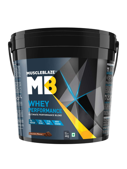 Muscleblaze Whey Performance 4 Kg-2397