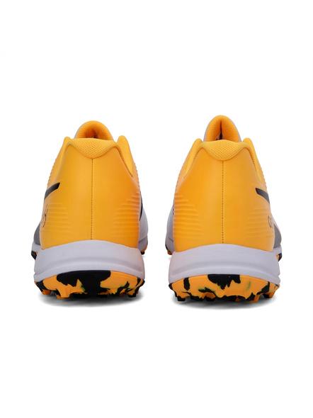 PUMA 105565 CRICKET SHOES-Yellow - White-11-2