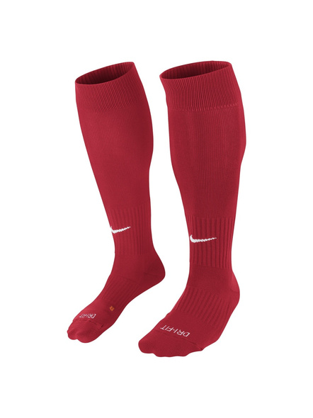 Nike SX4120 Classic Football Fit-Dry Socks, Men's (colour may vary)-Red-S-1