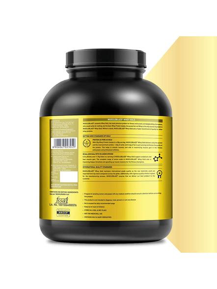 Muscleblaze Whey Gold Isolate 4.4 Lbs-CHOCOLATE MINT-2