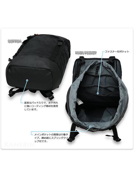 NIKE BA5815 BACK PACK BAG-Blue-2