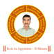 Book An Appointment With Astrologer – 30 Minutes-225-sm