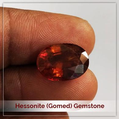 Hessonite (Gomed) Gemstone-115