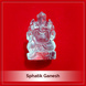 Sphatik Ganesh-156-sm