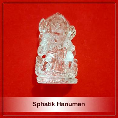 Sphatik Hanuman-161
