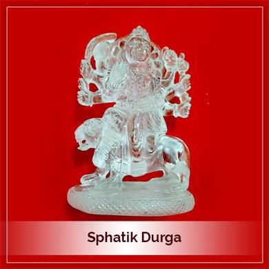 Sphatik Durga-159