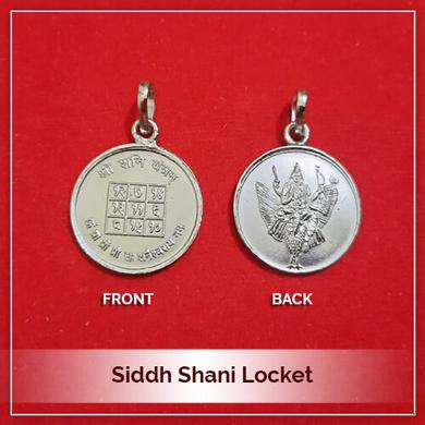 Siddh Shani Locket-208