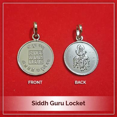 Siddh Guru Locket-206
