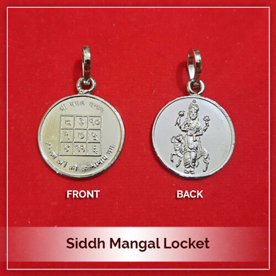 Siddh Mangal Locket-202