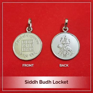 Siddh Budh Locket-201