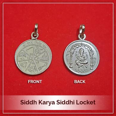 Siddh Karya Siddhi Locket-200