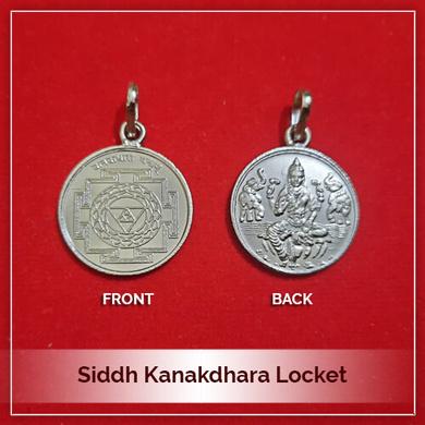 Siddh Kanakdhara Locket-198