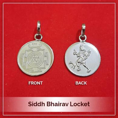 Siddh Bhairav Locket-196