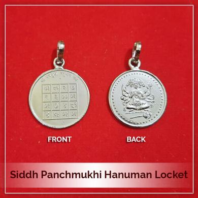 Siddh Panchmukhi Hanuman Locket-195