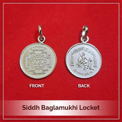 Siddh Baglamukhi Locket-191
