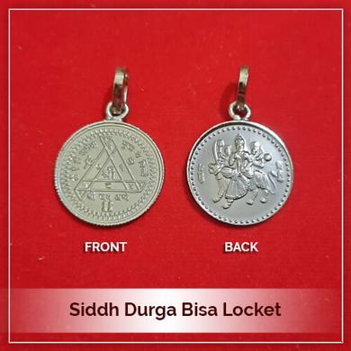 Siddh Durga Bisa Locket-190