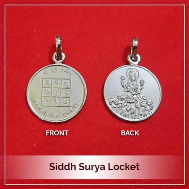 Siddh Surya Locket-220
