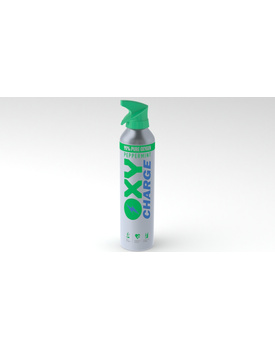OxyCharge 95% Pure Oxygen : Peppermint