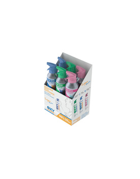 OxyCharge: 6 Units Combo Pack (Multi Flavour)