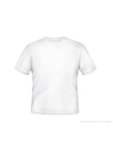 Half sleeve white plain t-shirt Bulk quantity