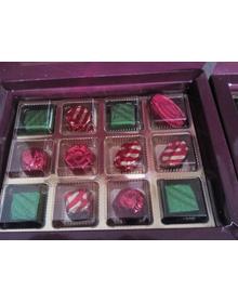 Chocolate Gift Box of Plain Milk Chocolates