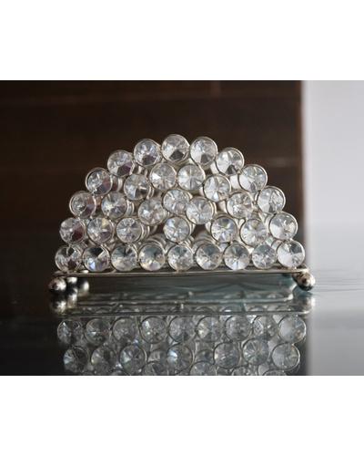 Crystal Napkin Holder-TK02026