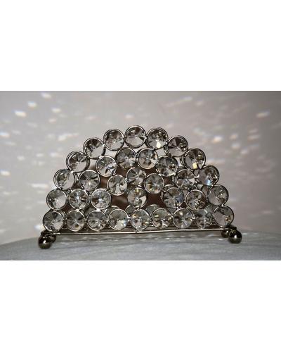 Crystal Napkin Holder-2