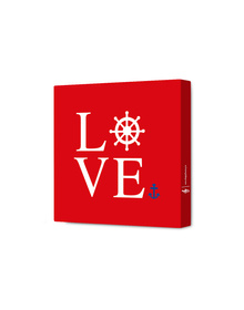 Steering Of Love Canvas