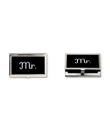 MR business card holder