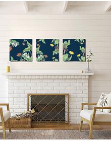 Botanical Garden Canvas Set