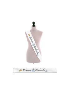 Princess Cinderella - Sash