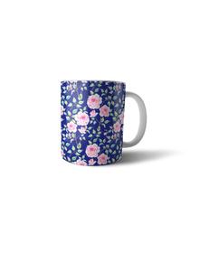 Roses in heaven mug