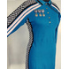 Racer Polo Dress full sleeve Blue-RPDFSB-XL-sm
